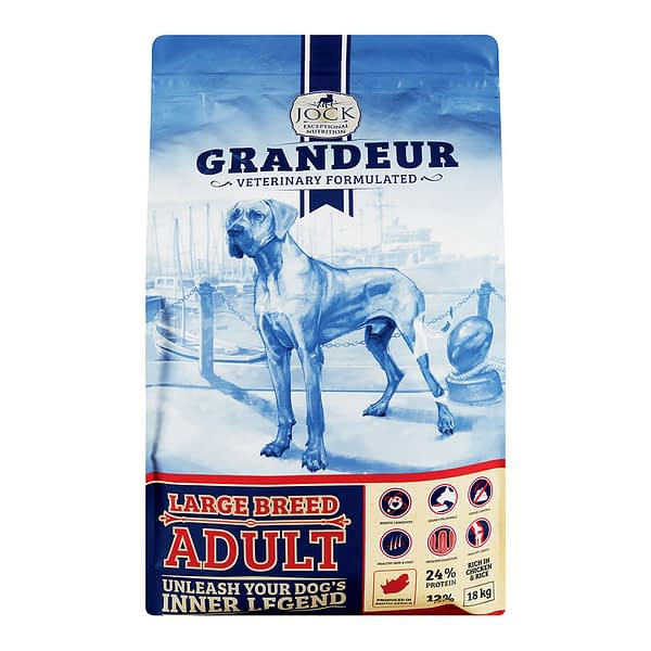 Jock Grandeur Large Breed Adult