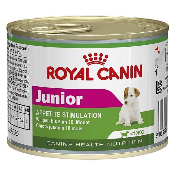 Royal Canin Health Nutrition Wet - Junior