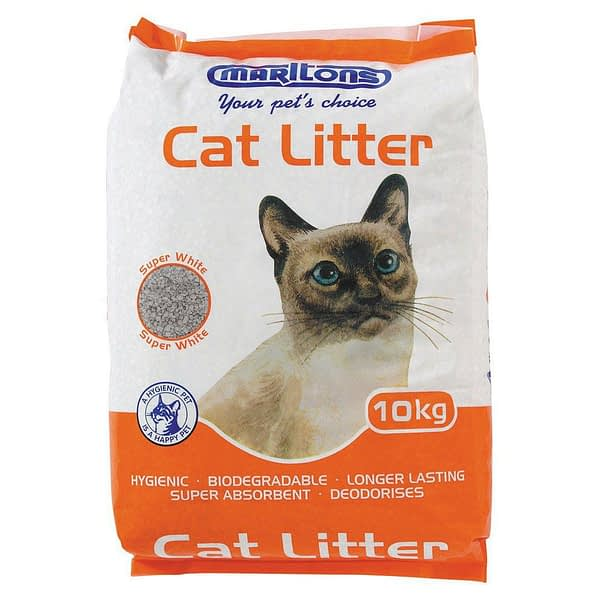 Marltons Cat Litter