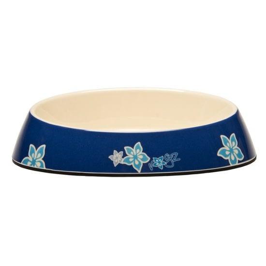 Rogz Fishcake Bowl - Black Paws