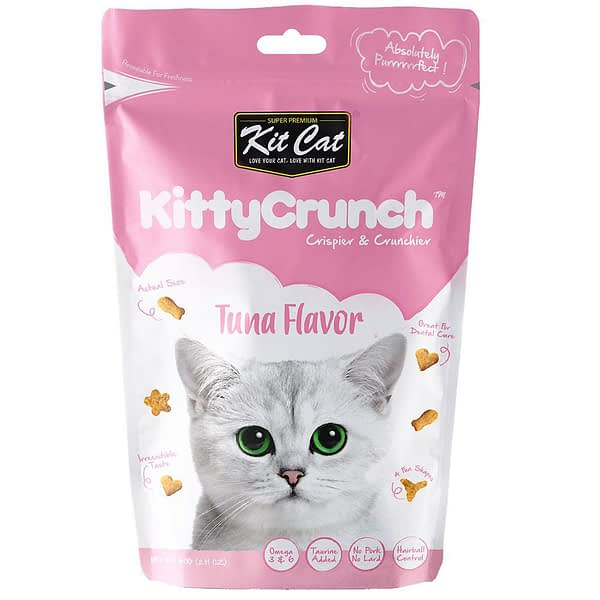 Kit Cat KittyCrunch Tuna 60g