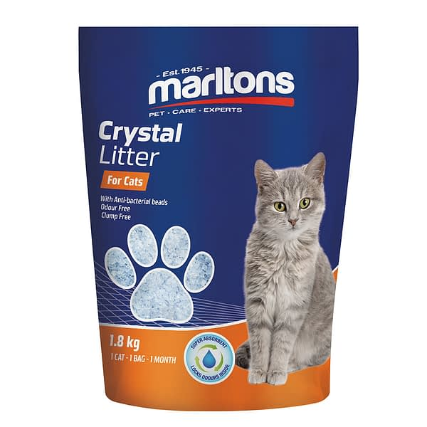 Marltons Cat Crystal Litter
