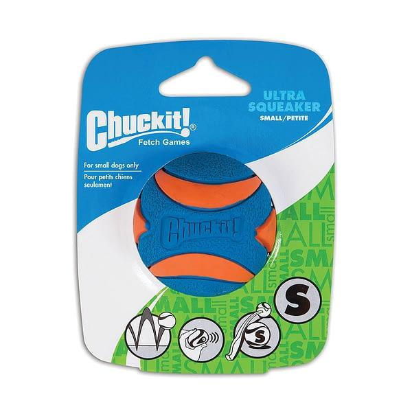 Chuckit! Ultra Squeaker Balls