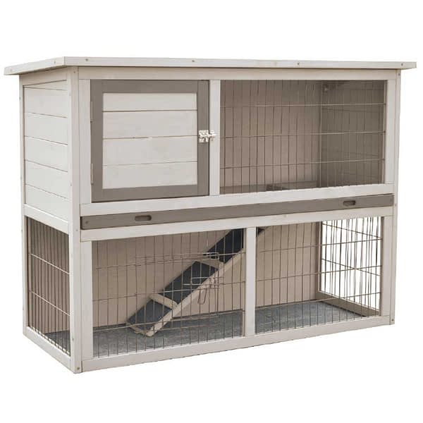 M-Pets Rabbit Hutch