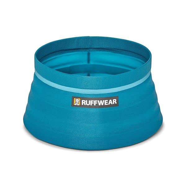 Ruffwear collapsible travel bowl