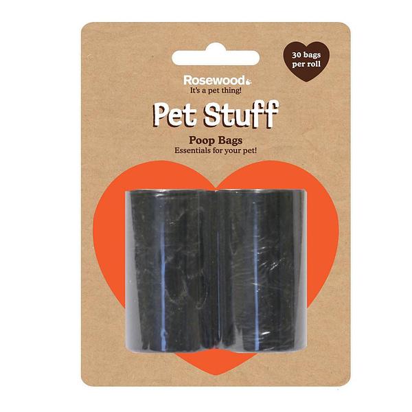 Rosewood Poop Bag Refill
