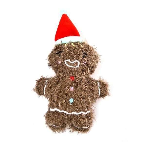 Dog's Life Shy Gingerbread Soft Toy-man