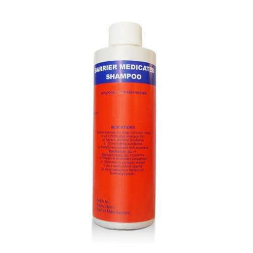 Barrier Medicated Shampoo