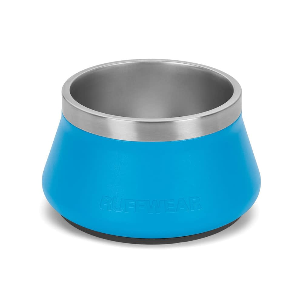Ruffwear basecamp bowl blue