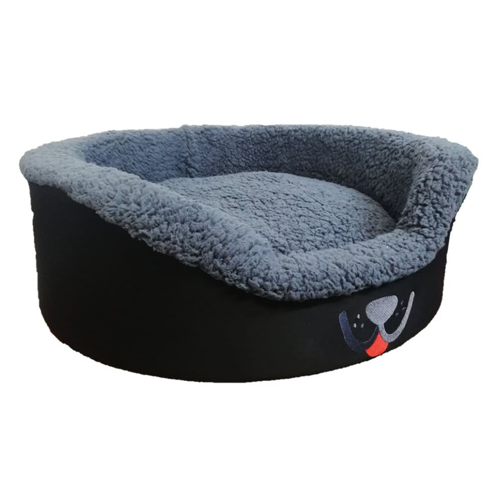 Wagit Round Bed With Removable Cover