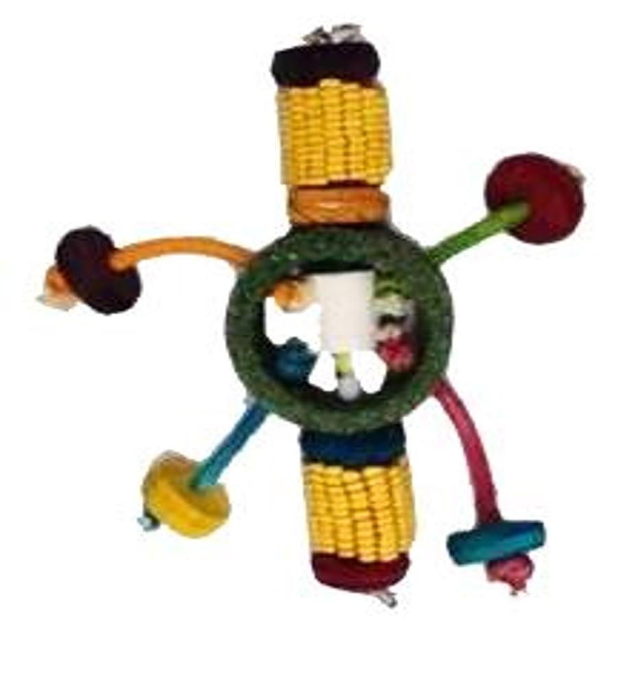 PetSA Mielie Grit Toy
