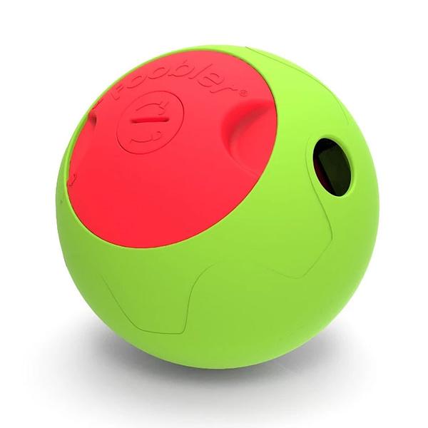 L'Chic Dog Foobler Green/Red