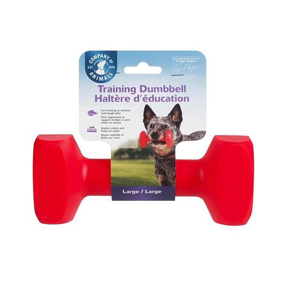 Company of Animals Training Dumbbell