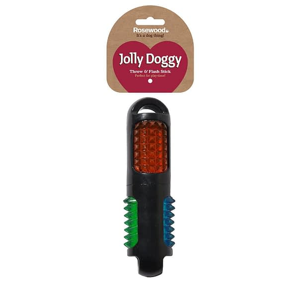 Rosewood Jolly Doggy Catch & Flash Stick