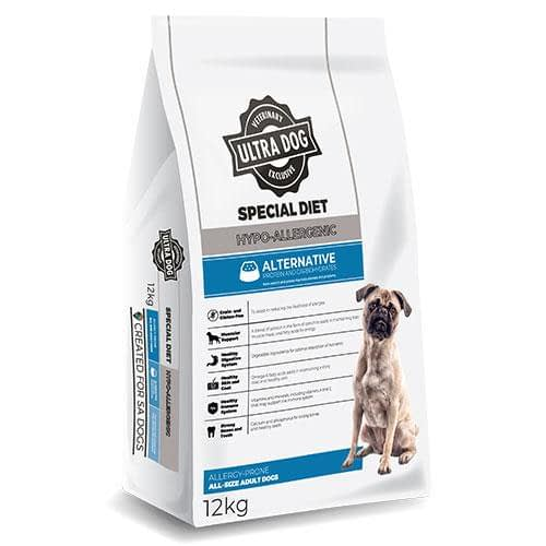 Ultra Dog Special Diet Hypo Allergenic