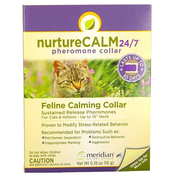 Afrivet NurtureCalm Collar for Cats