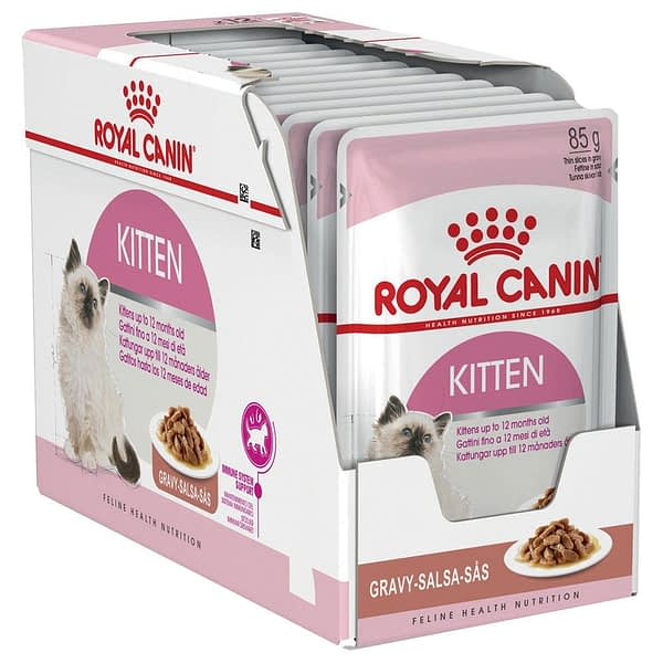 Royal Canin Feline Kitten Instinctive pouch
