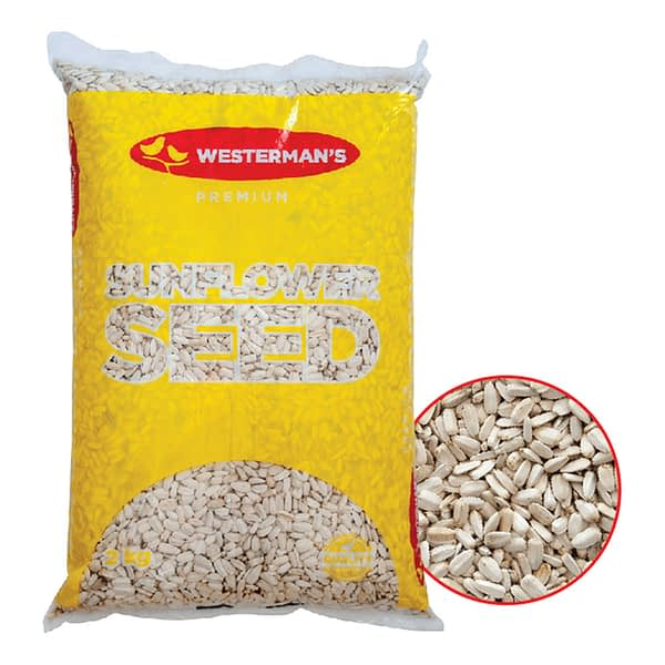 Westerman's White Sunflower Seed