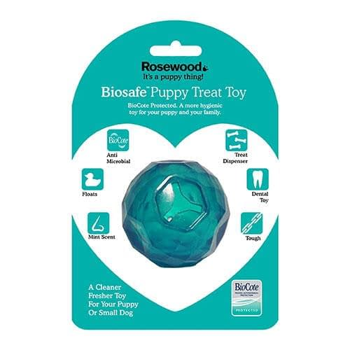 Biosafe Puppy Treat Ball