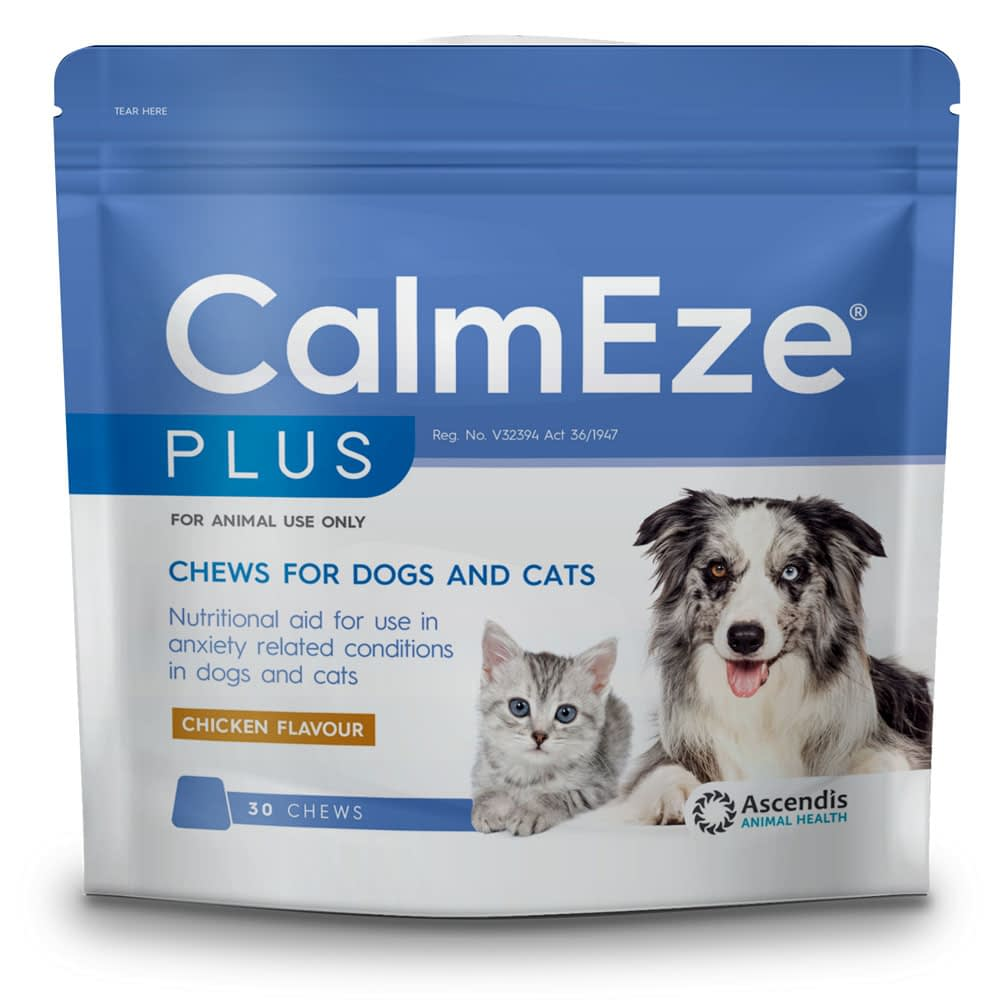 CalmEze Chews for Cats and Dogs