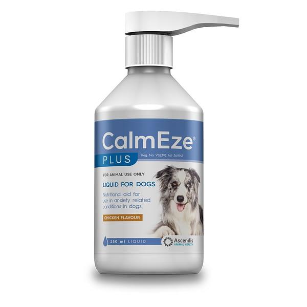 CalmEze Plus Liquid for Dogs