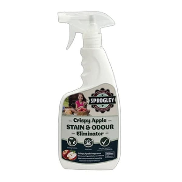 Sprogley Crispy Apple Stain And Odour Remover