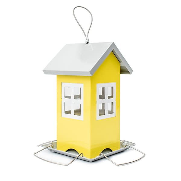 Westerman's Small Yellow House Feeder