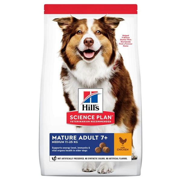 Hill's Mature Adult Medium