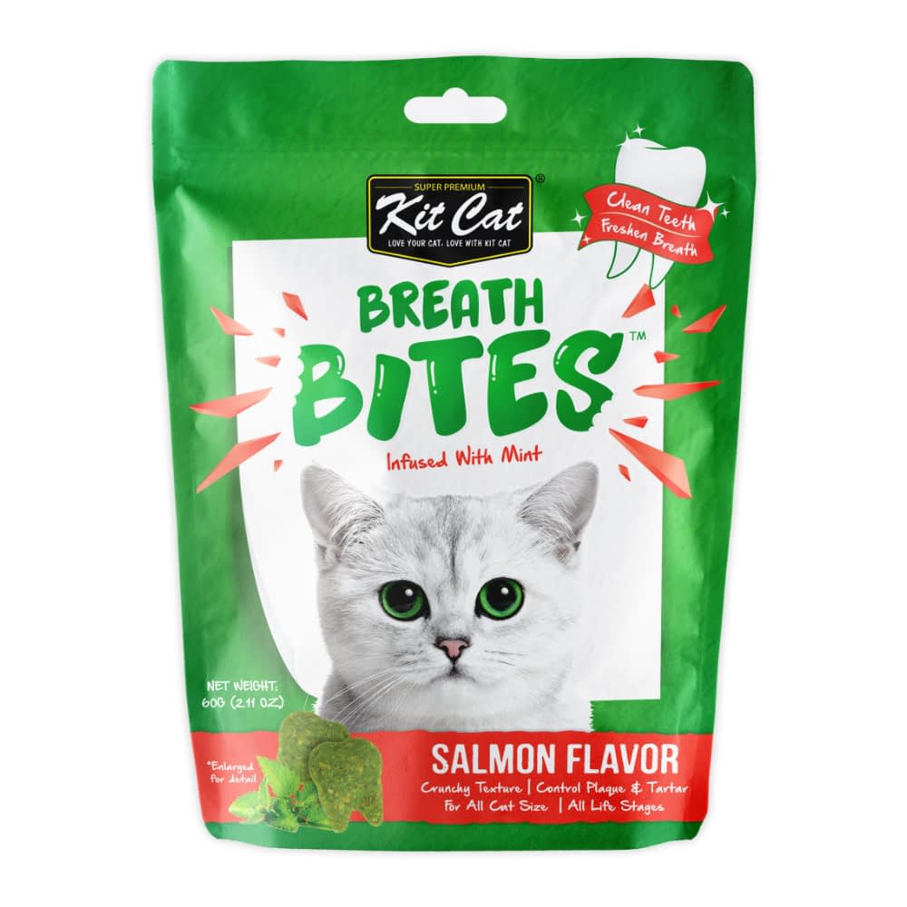Kit Cat Breath Bites Salmon