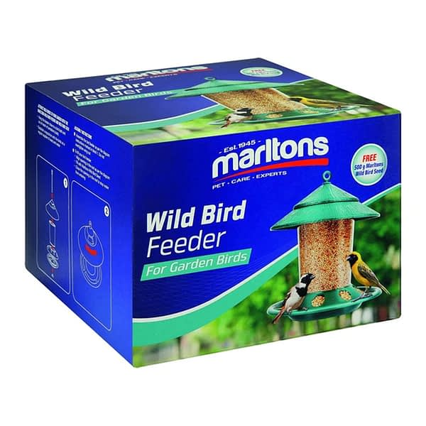Marltons Wild Bird Feeder