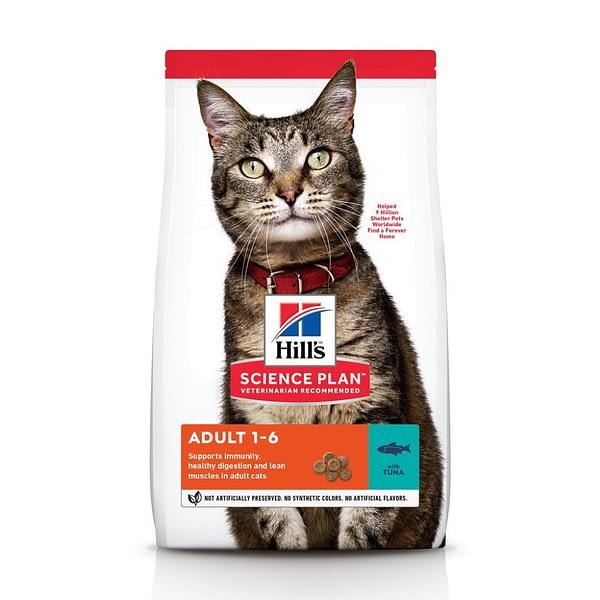 Hill's Science Plan Tuna Adult Cat