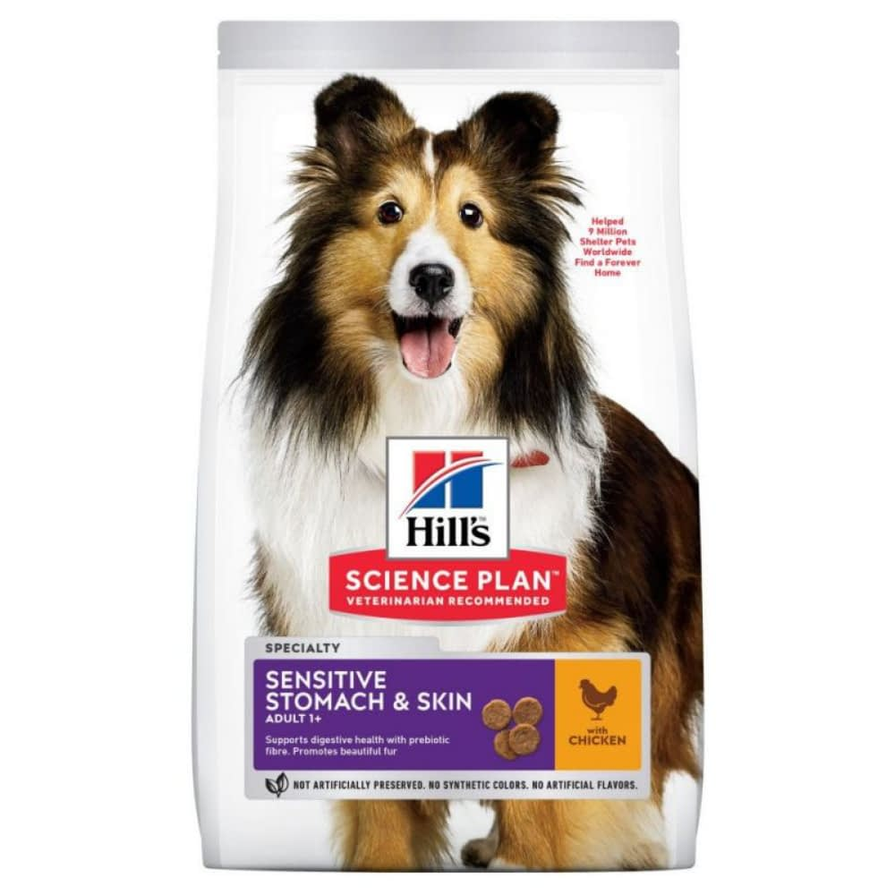 Hill's Canine Sensitive Stomach and Skin
