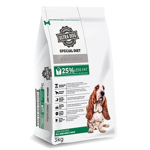 Ultra Dog Special Diet Low Calorie