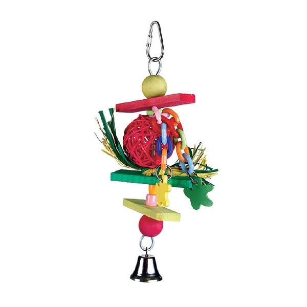 Beeztees Trinox Bird Toy