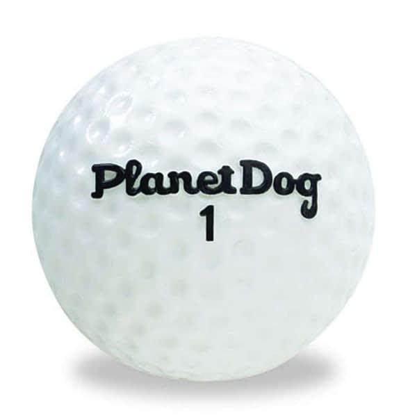 Planet Dog Orbee Tuff Golf Ball Dog Toy