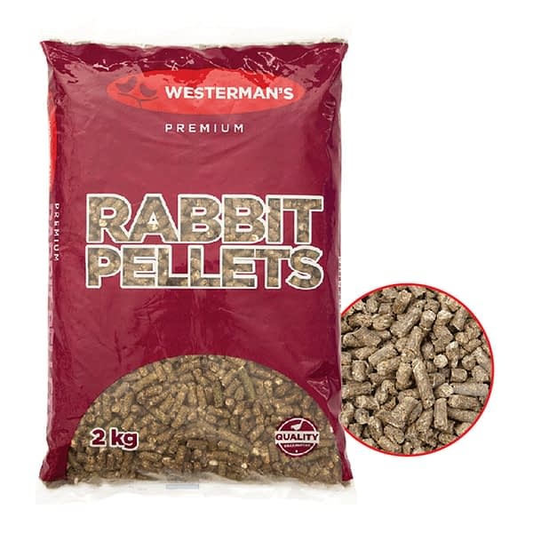 Westerman's Rabbit Pellets