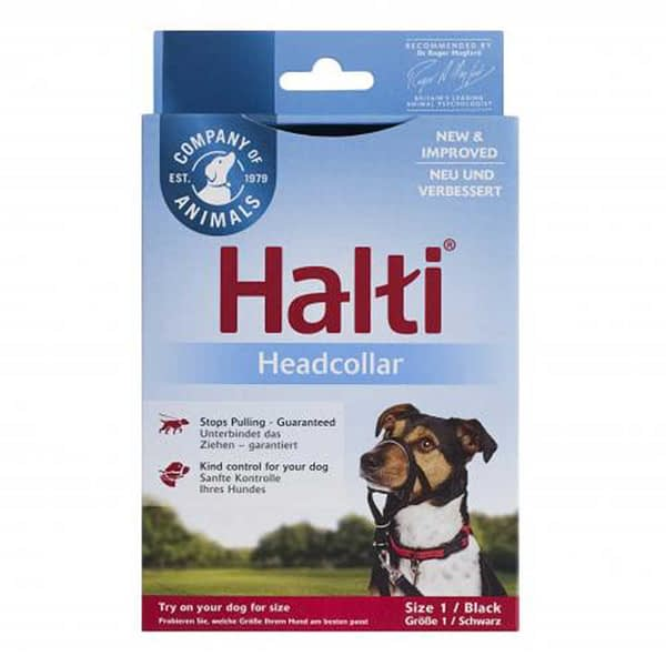 Halti Padded Head-collar for Dogs
