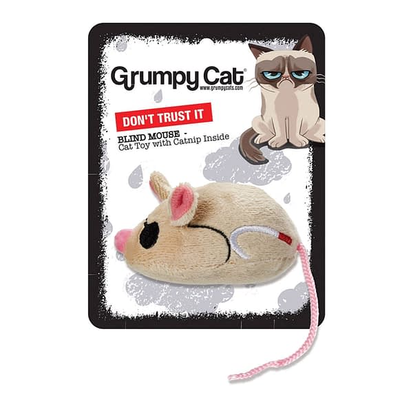 Rosewood Grumpy Cat Blind Mouse