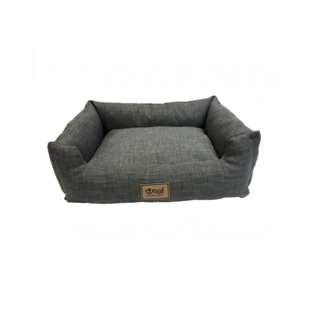 Wagit Grey Upholstery Bed