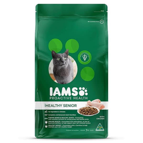 Iams Senior Chicken