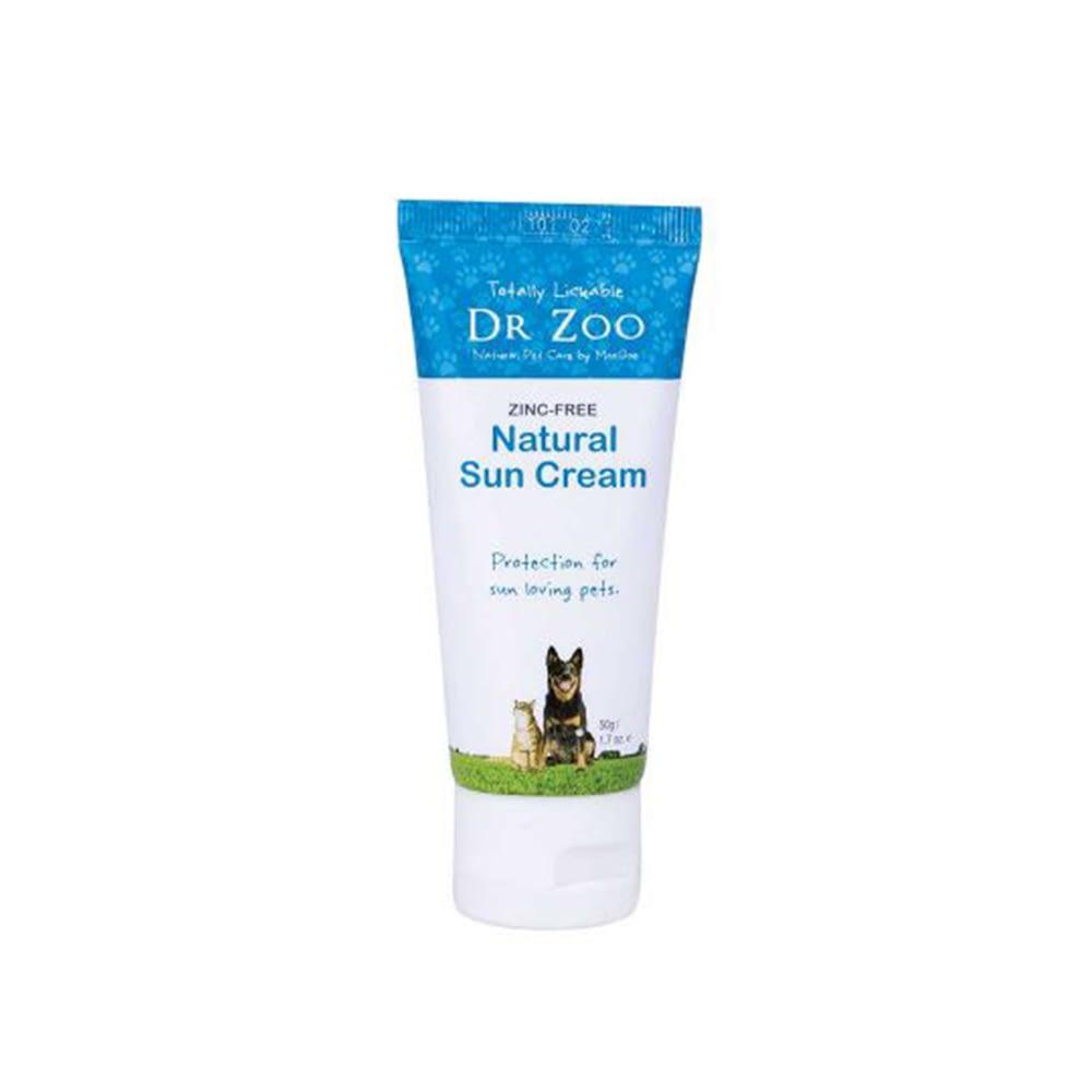 Dr Zoo Zinc-free Sun cream