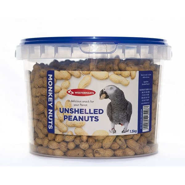 Westerman's Unshelled Peanuts