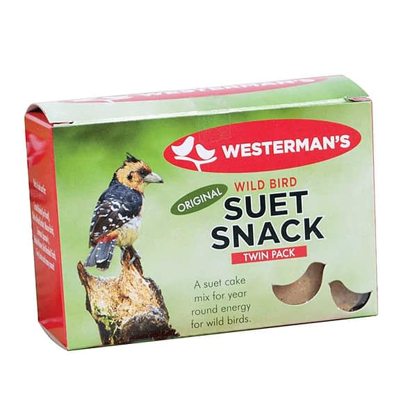 Westerman's Suet Slab Twin Pack