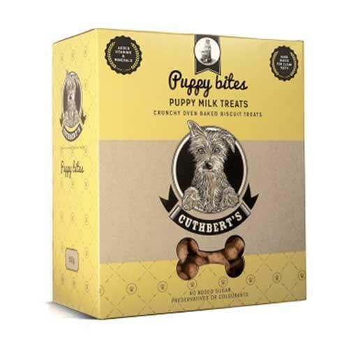 Cuthbert's Puppy Milk Treats