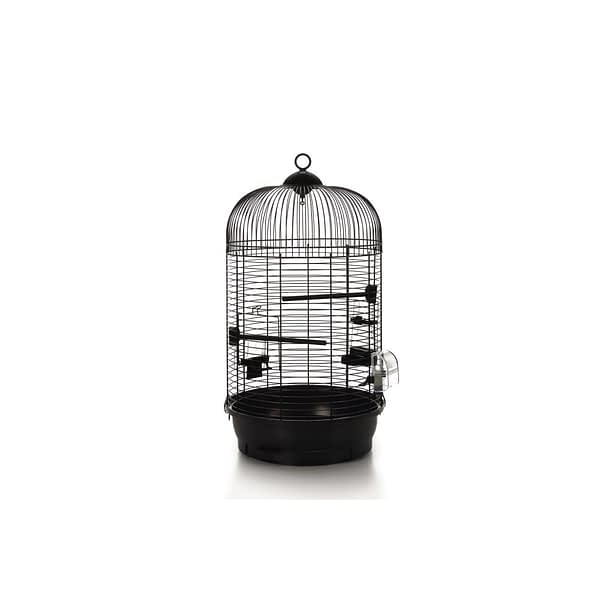 BeezTees Bird Cage Julia 3 - Black