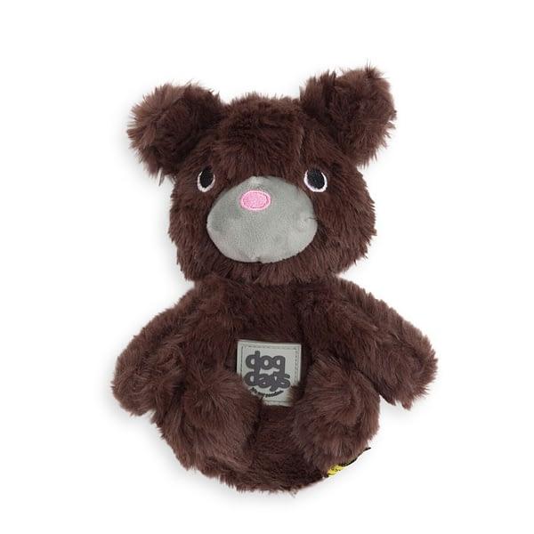 Dog's Life Brown Dog Plush Toy