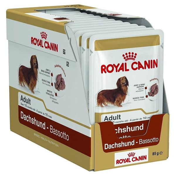 Royal Canin Dachshund Dog Food Pouches