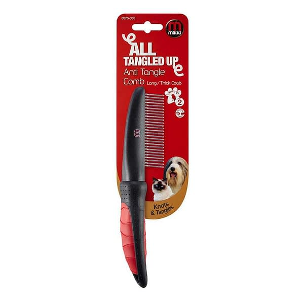 Mikki Anti Tangle Comb for Long/Thick Coats