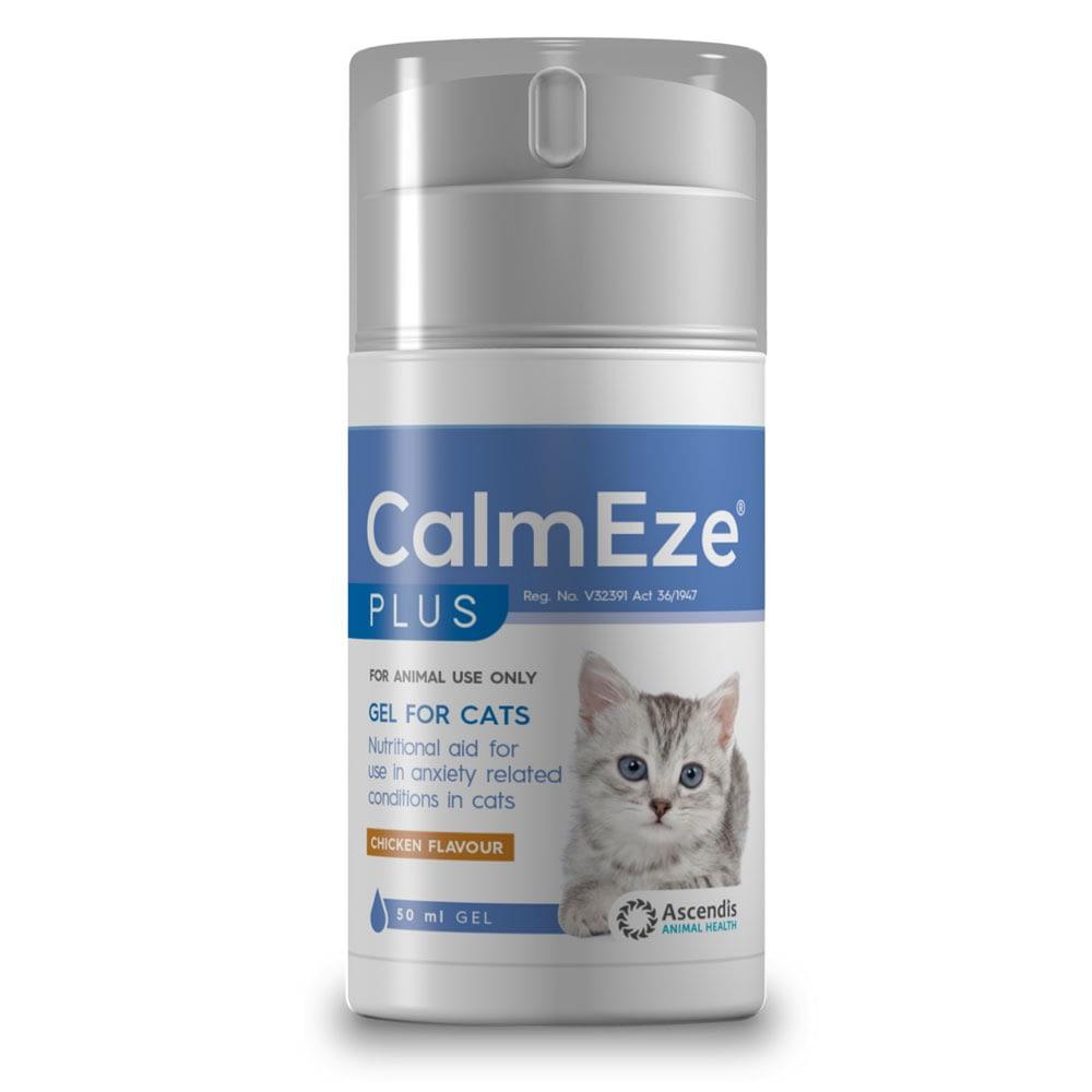 CalmEze Gel for Cats