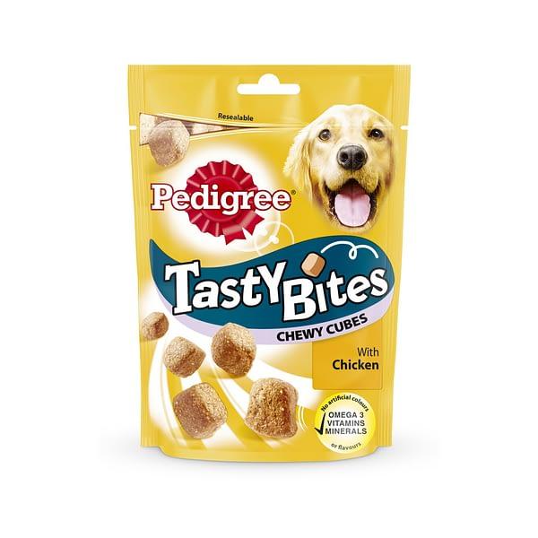 Pedigree Tasty Chicken Bites for Adult Dogs